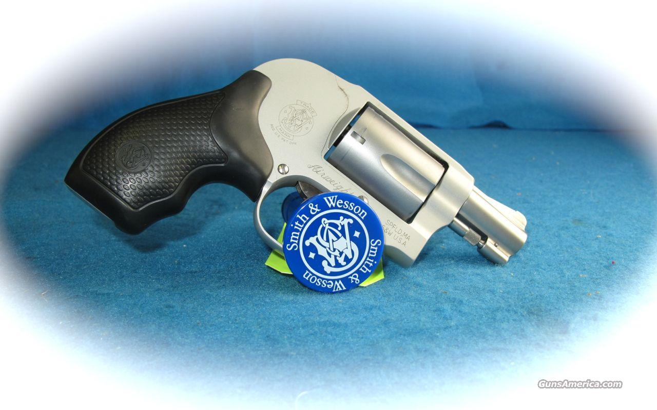 Smith & Wesson Model 638 BodyGuard 38 Spl +P Revolver **LIKE NEW**  Guns > Pistols > Smith & Wesson Revolvers > Pocket Pistols