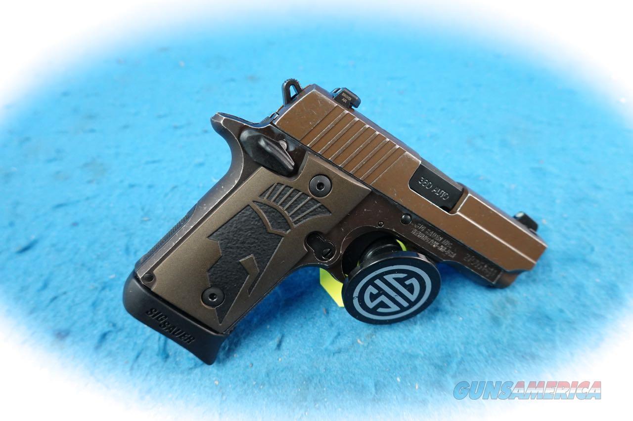 Sig Sauer P238 Spartan II .380 ACP Pistol Model 238-380-SPARTANII **New**  Guns > Pistols > Sig - Sauer/Sigarms Pistols > P238