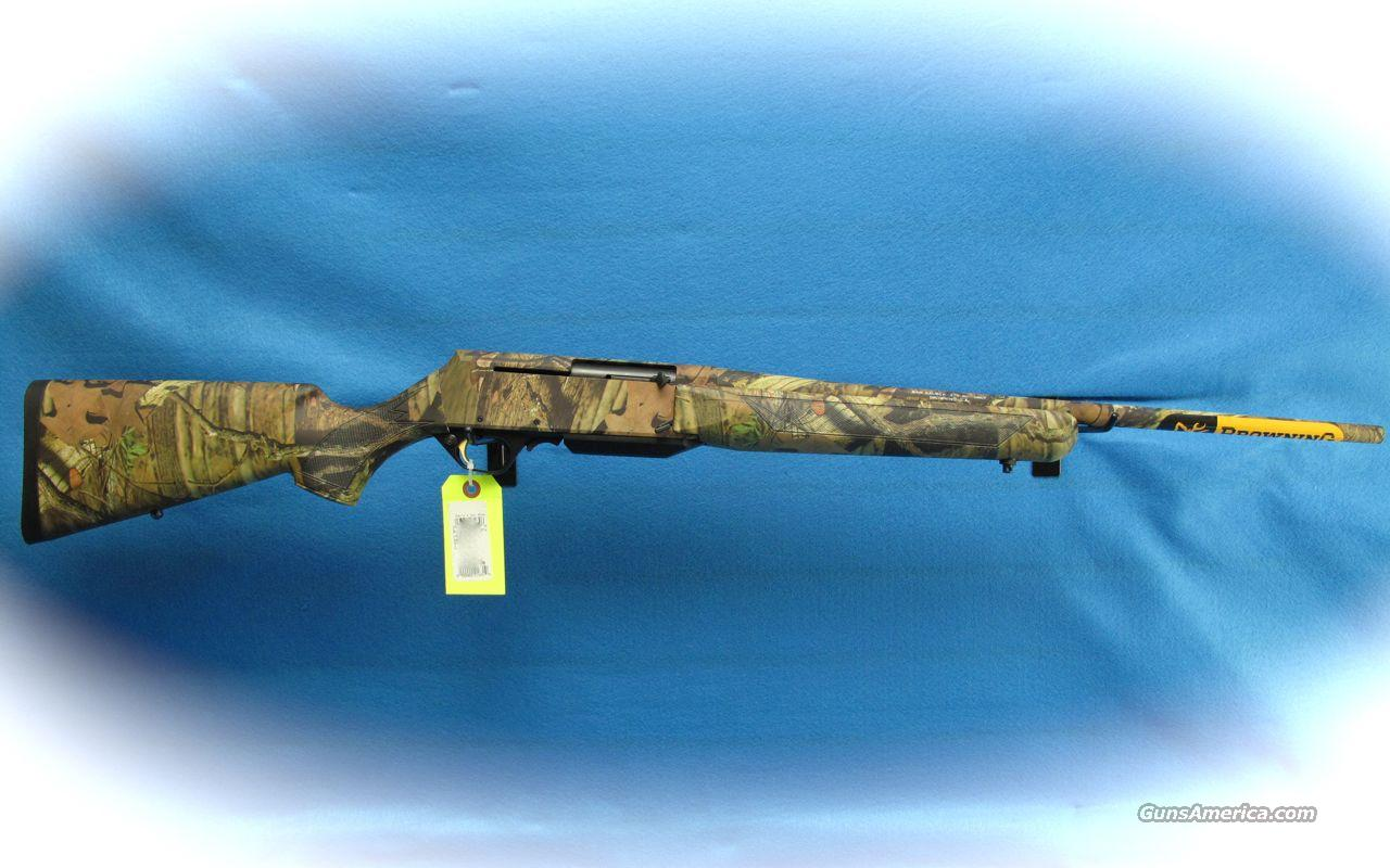 Liberty Auto Sales >> Browning BAR .270 Semi Auto Rifle MOINF Camo **... for sale