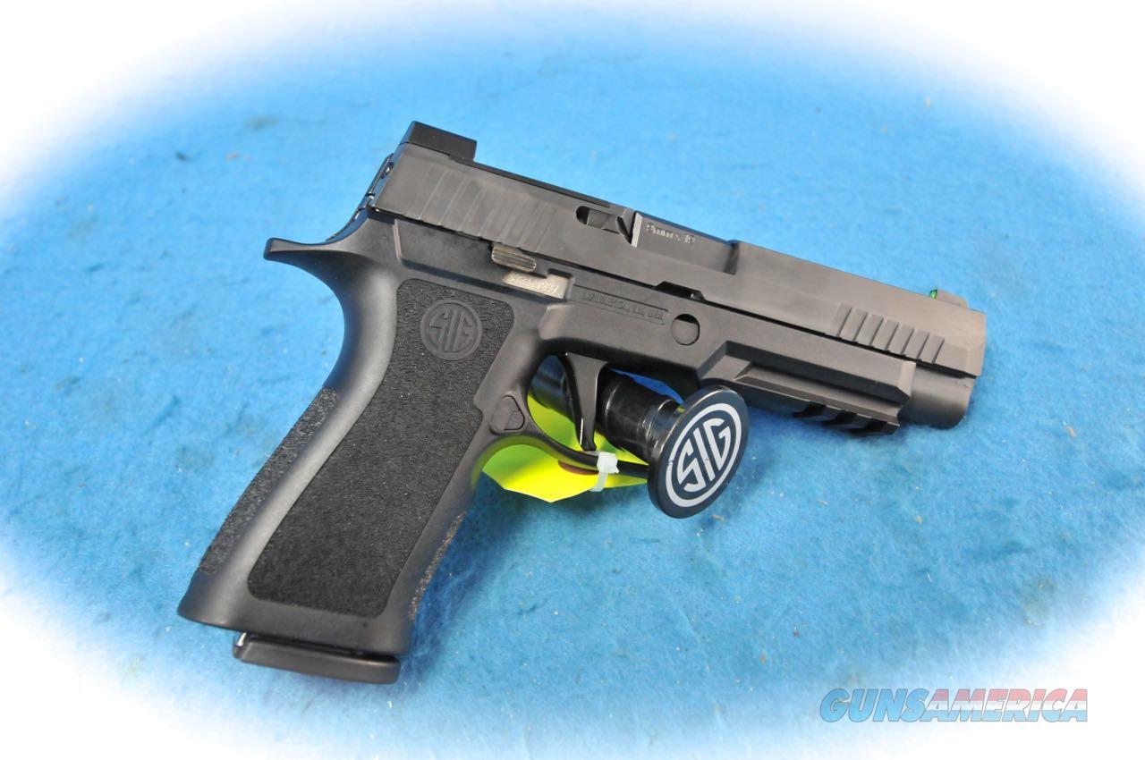 Sig Sauer P320 4.7 X-Ray 9mm Semi Auto Pistol **New**  Guns > Pistols > Sig - Sauer/Sigarms Pistols > P320