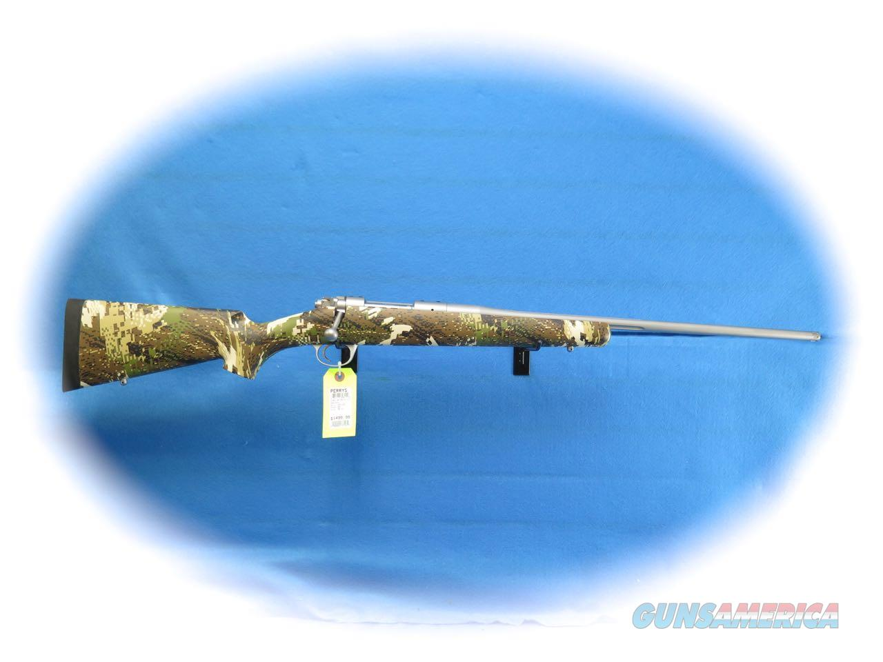 Kimber Model 84 SubAlpine SS Bolt Action Rifle .308 Win **New**  Guns > Rifles > Kimber of America Rifles