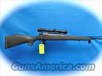 Weatherby Mark V rifle 30-06 w/ Scope **USED**  Guns > Rifles > Weatherby Rifles > Sporting