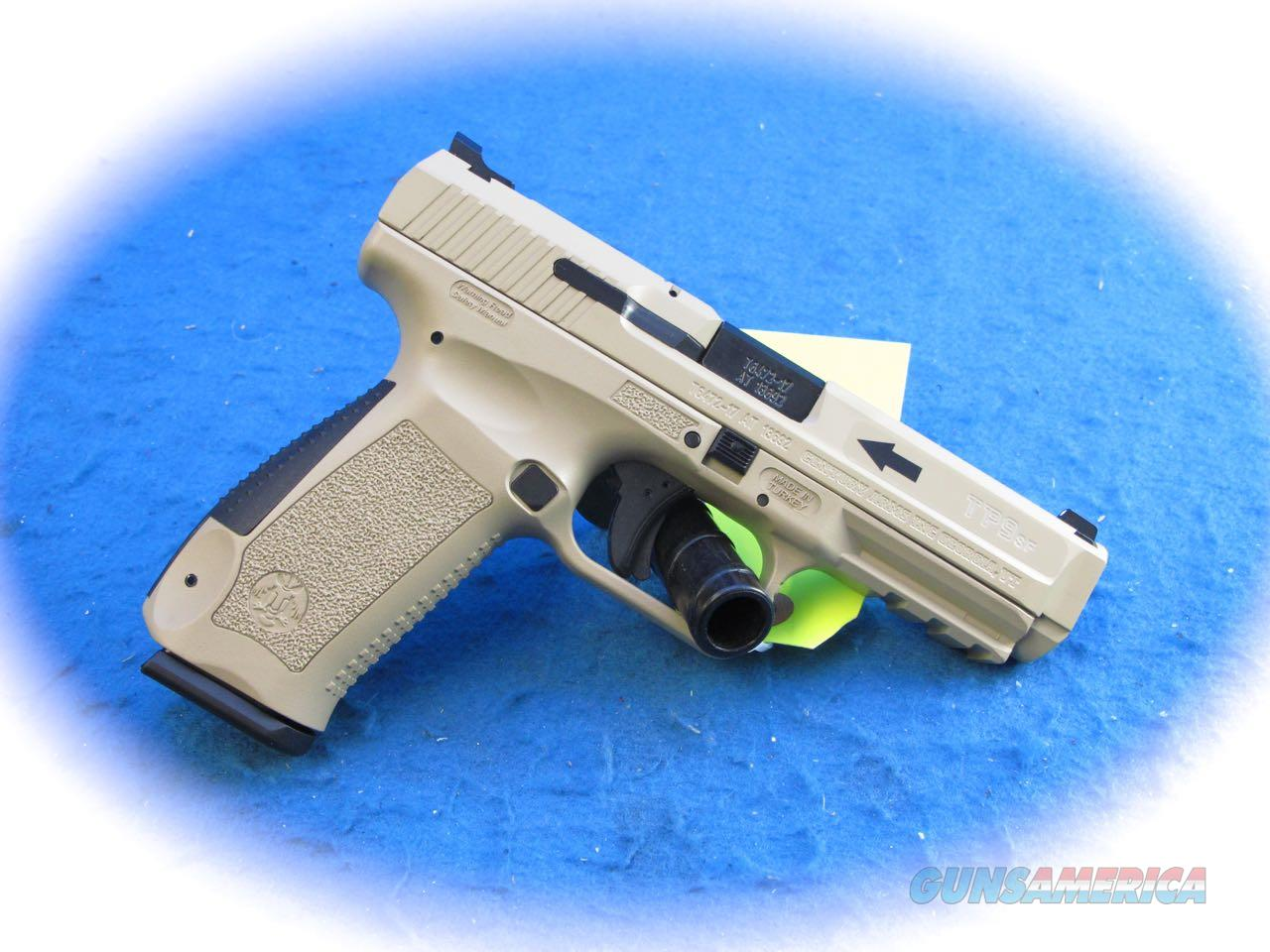 Canik TP9 SF 9mm Semi Auto Pistol **New**  Guns > Pistols > Canik USA Pistols
