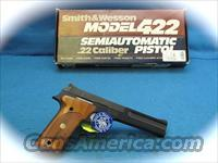 Smith & Wesson Model 422 Semi Auto 22 Cal Pistol **Used**  Guns > Pistols > Smith & Wesson Pistols - Autos > .22 Autos