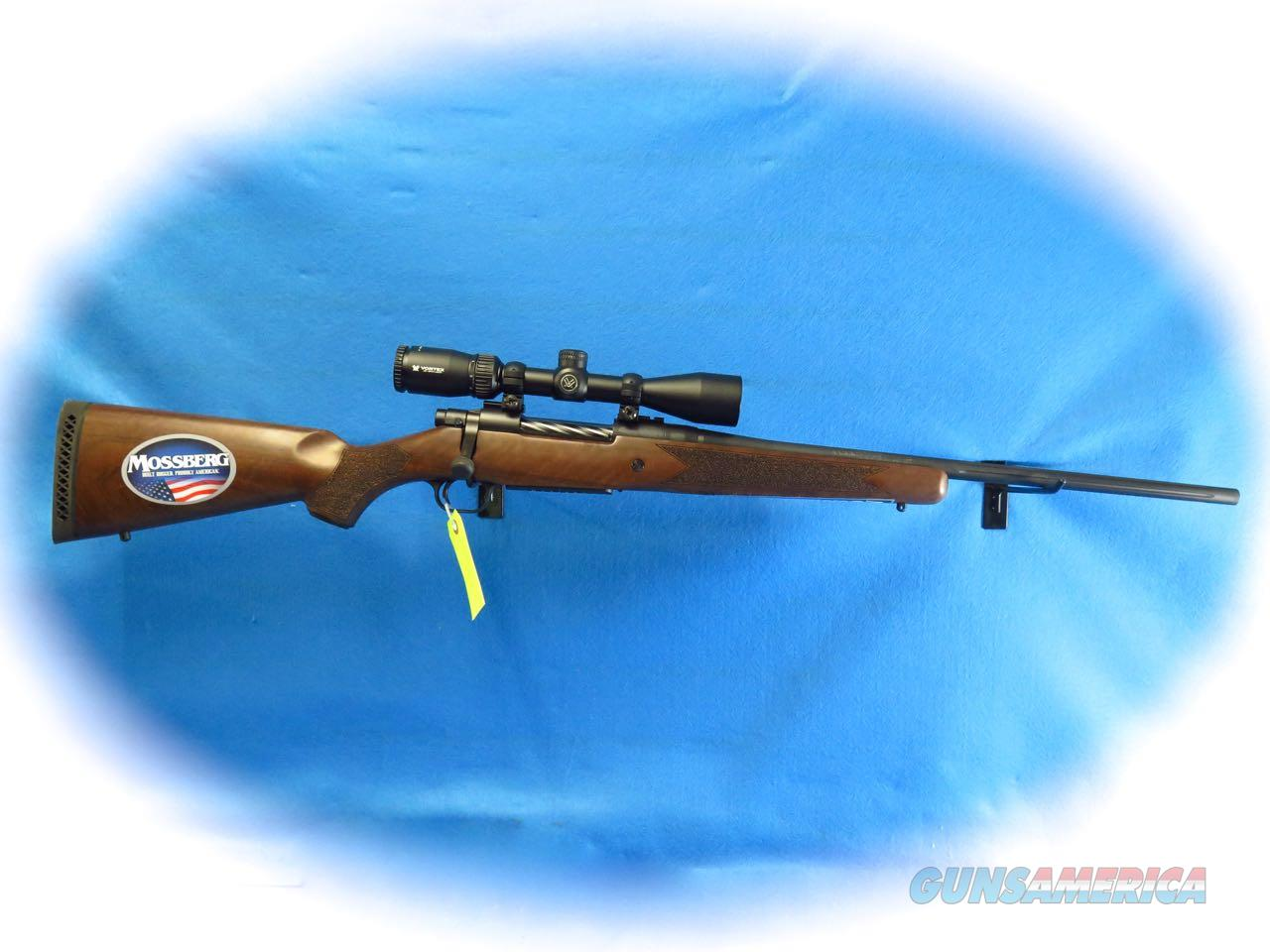 Mossberg Patriot Walnut Bolt Action 30-06 Rifle/Scope Pkg SKU 27942 **New**  Guns > Rifles > Mossberg Rifles > Other Bolt Action