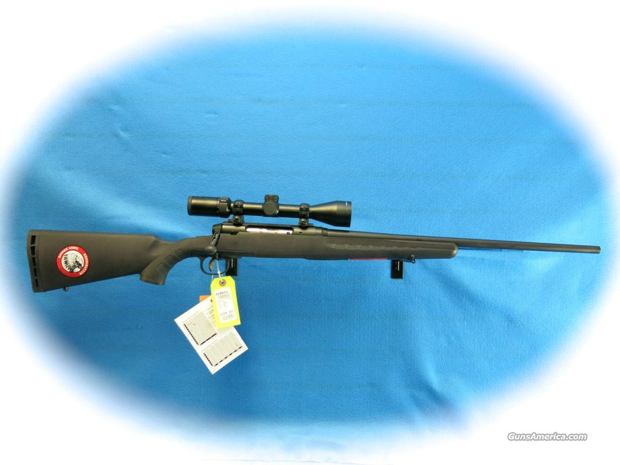 **SALE!!** Savage Axis II Xp Bolt Action Rifle/Scope Pkg .30-06 Cal **New**  Guns > Rifles > Savage Rifles > Accutrigger Models > Sporting