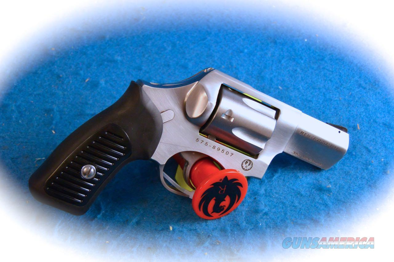 Ruger SP101 DA SS .357 Magnum Revolver Model 5720 **New**  Guns > Pistols > Ruger Double Action Revolver > SP101 Type