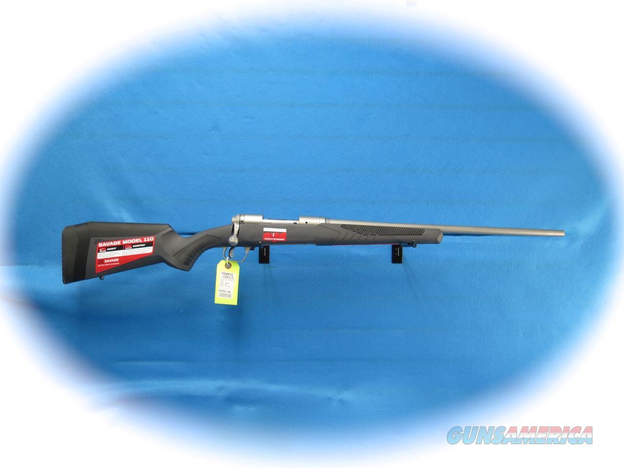 Savage Model 110 Storm Bolt Action 6.5 Creedmoor Rifle **New**  Guns > Rifles > Savage Rifles > 10/110