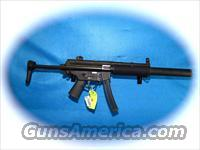 H&K 22 Rimfire MP5 SD 22 LR Cal Rifle **New**  Guns > Rifles > Heckler & Koch Rifles > Tactical