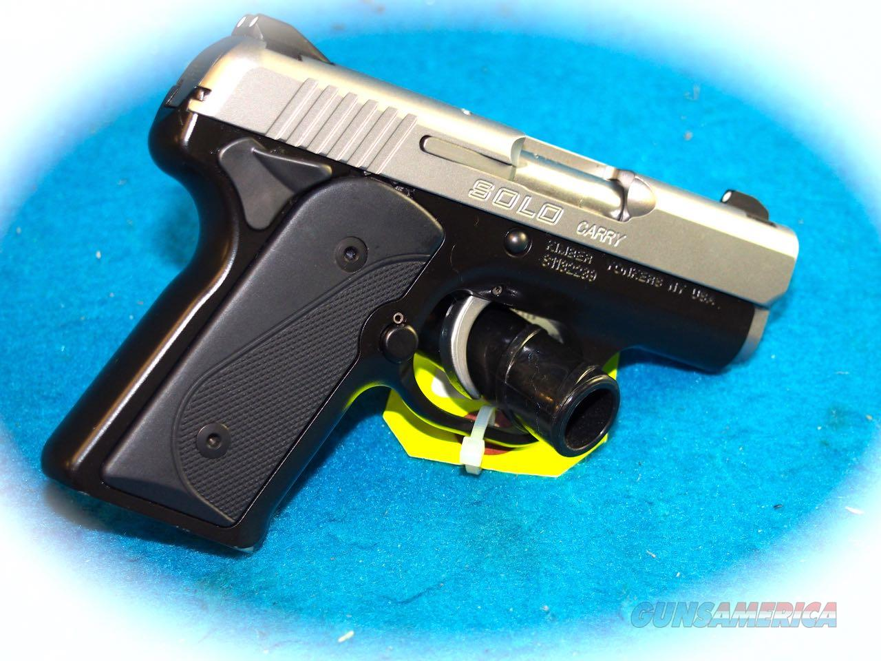 Kimber Solo Carry 9mm Semi Auto Pistol **Used**  Guns > Pistols > Kimber of America Pistols