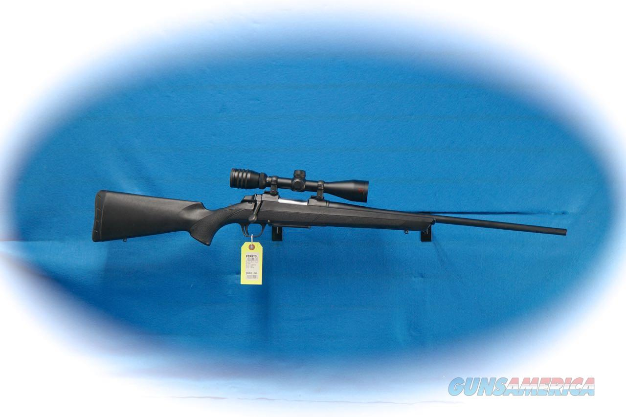 Browning A-Bolt3 Bolt Action Rifle w/Scope 7mm-08 Rem Cal **Used**  Guns > Rifles > Browning Rifles > Bolt Action > Hunting > Blue