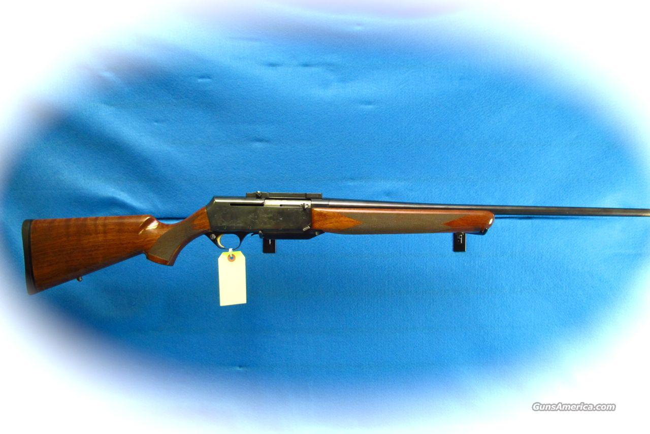 Browning BAR II Safari 7mm Mag Semi Auto Rifle **Used**  Guns > Rifles > Browning Rifles > Semi Auto > Hunting