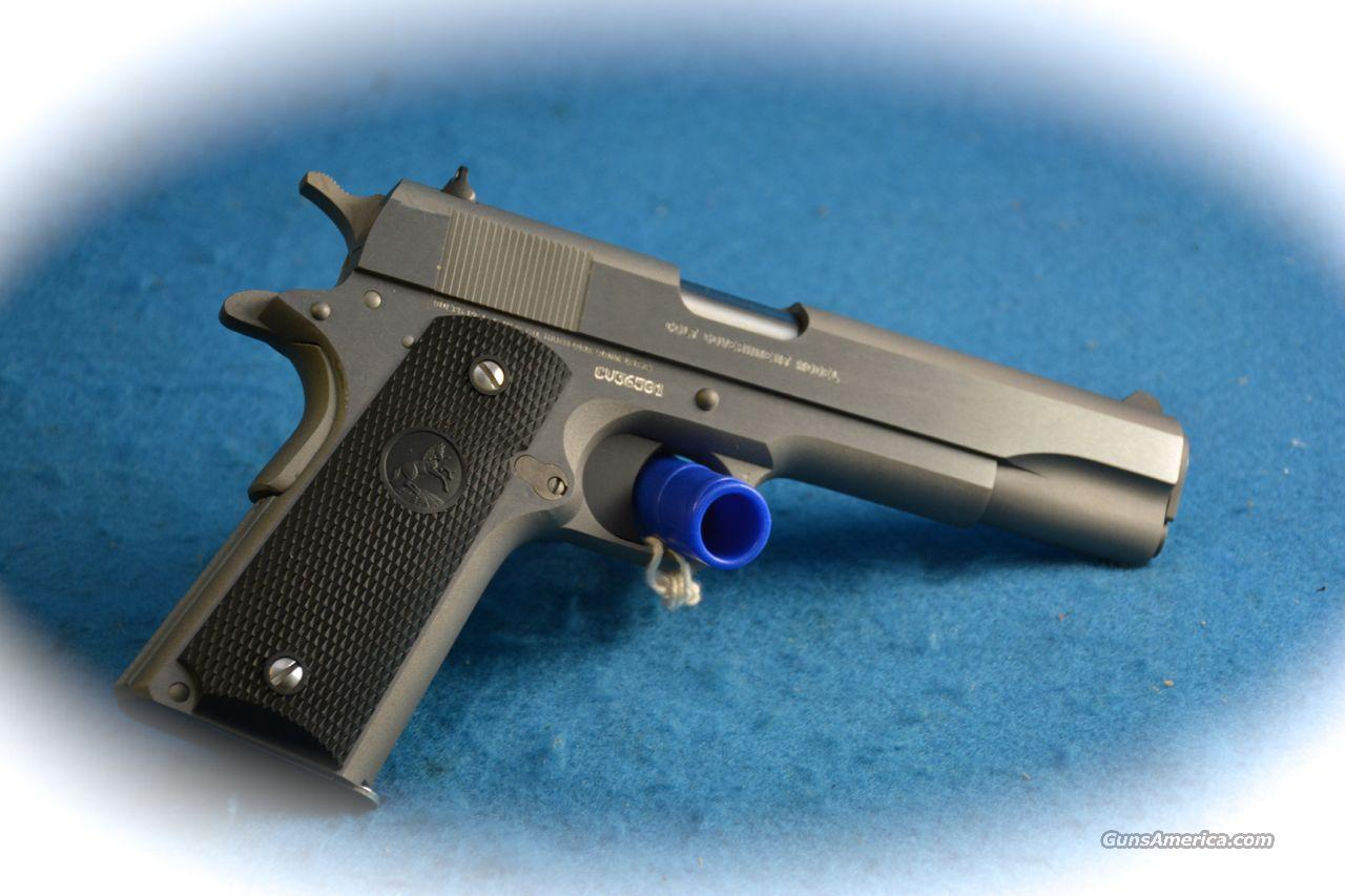 Colt 1911 1991 Series SS Government Model .45 ACP Pistol **New**    Guns > Pistols > Colt Automatic Pistols (1911 & Var)