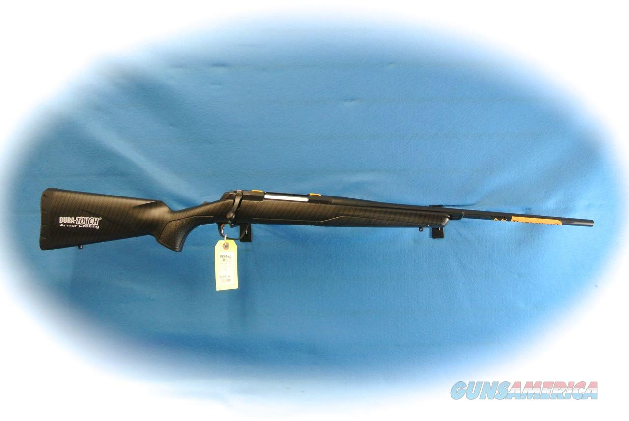 Browning X-Bolt Stalker Carbon Fiber Fluted .30-06 Cal **New**  Guns > Rifles > Browning Rifles > Bolt Action > Hunting > Blue