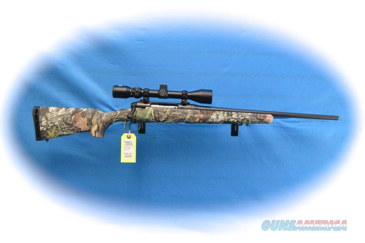 Savage Axis XP Youth Camo Bolt Action Rifle/Scope Pkg .223 Rem  **New**  Guns > Rifles > Savage Rifles > Axis