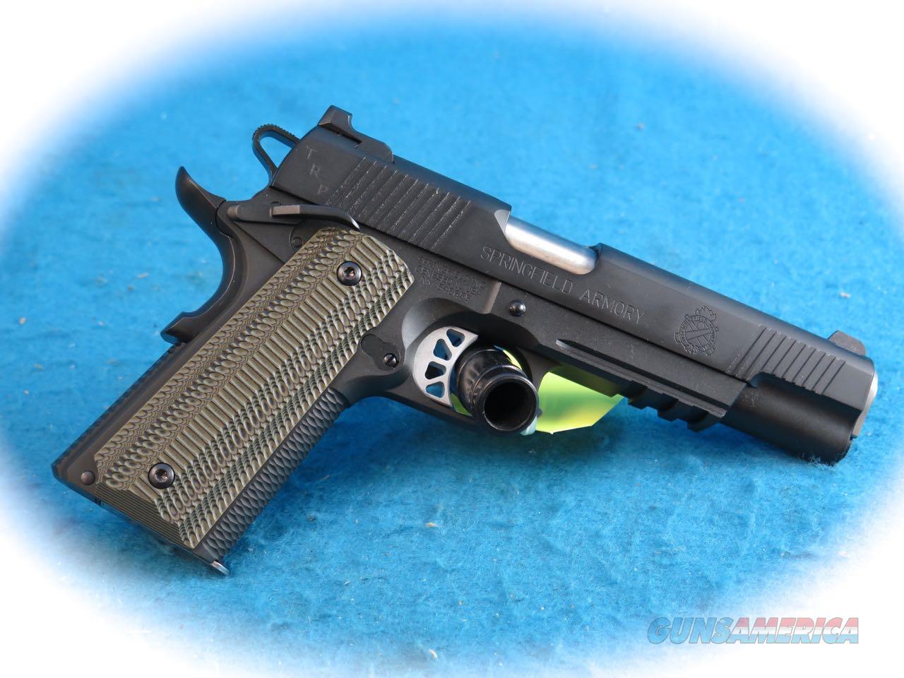 Springfield Armory TRP 10MM Operator 5 Inch Model PC9510L18 **New**  Guns > Pistols > Springfield Armory Pistols > 1911 Type