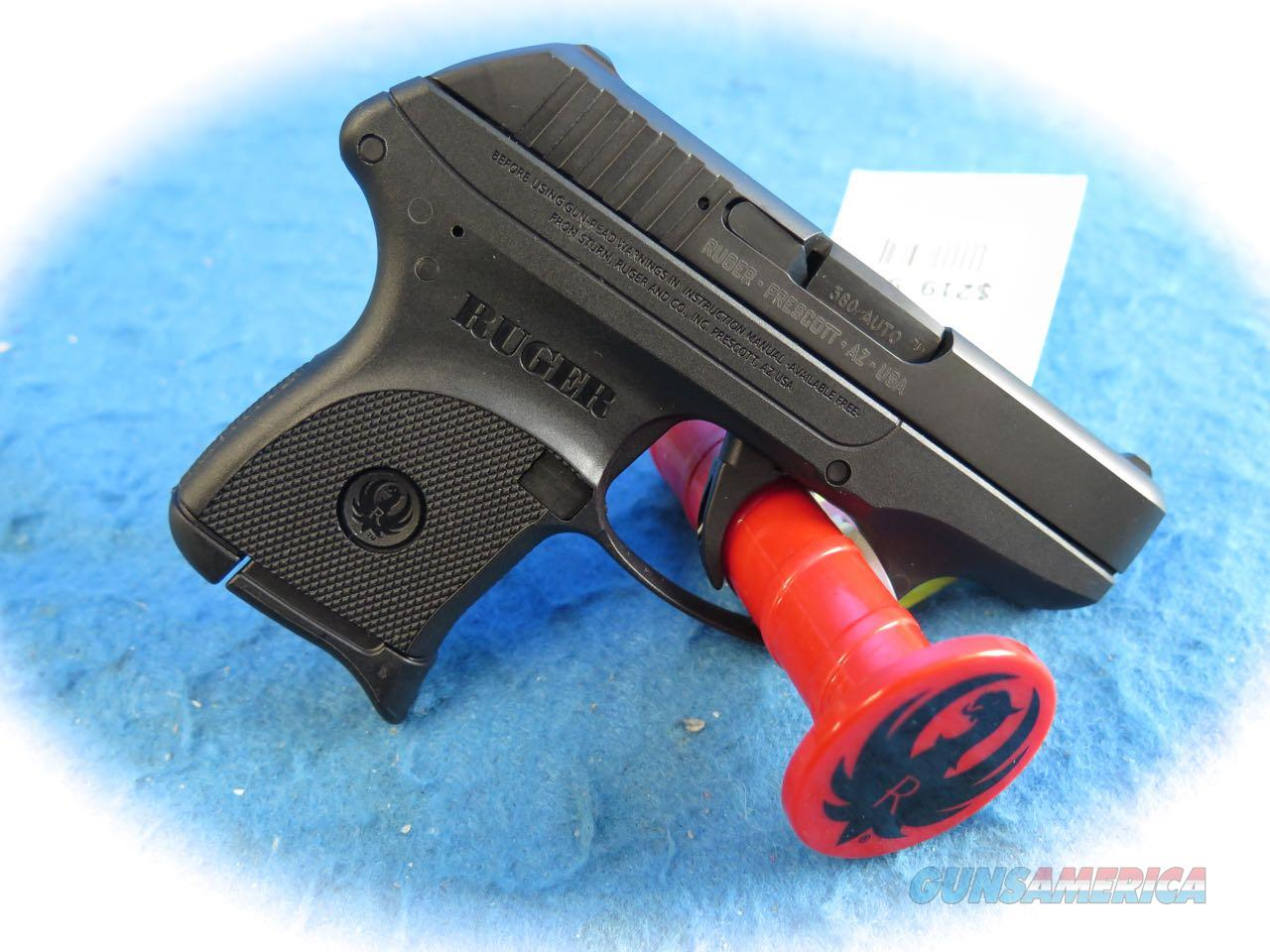 Ruger LCP .380 ACP Pistol Model 3701 **New** On Sale  Guns > Pistols > Ruger Semi-Auto Pistols > LCP