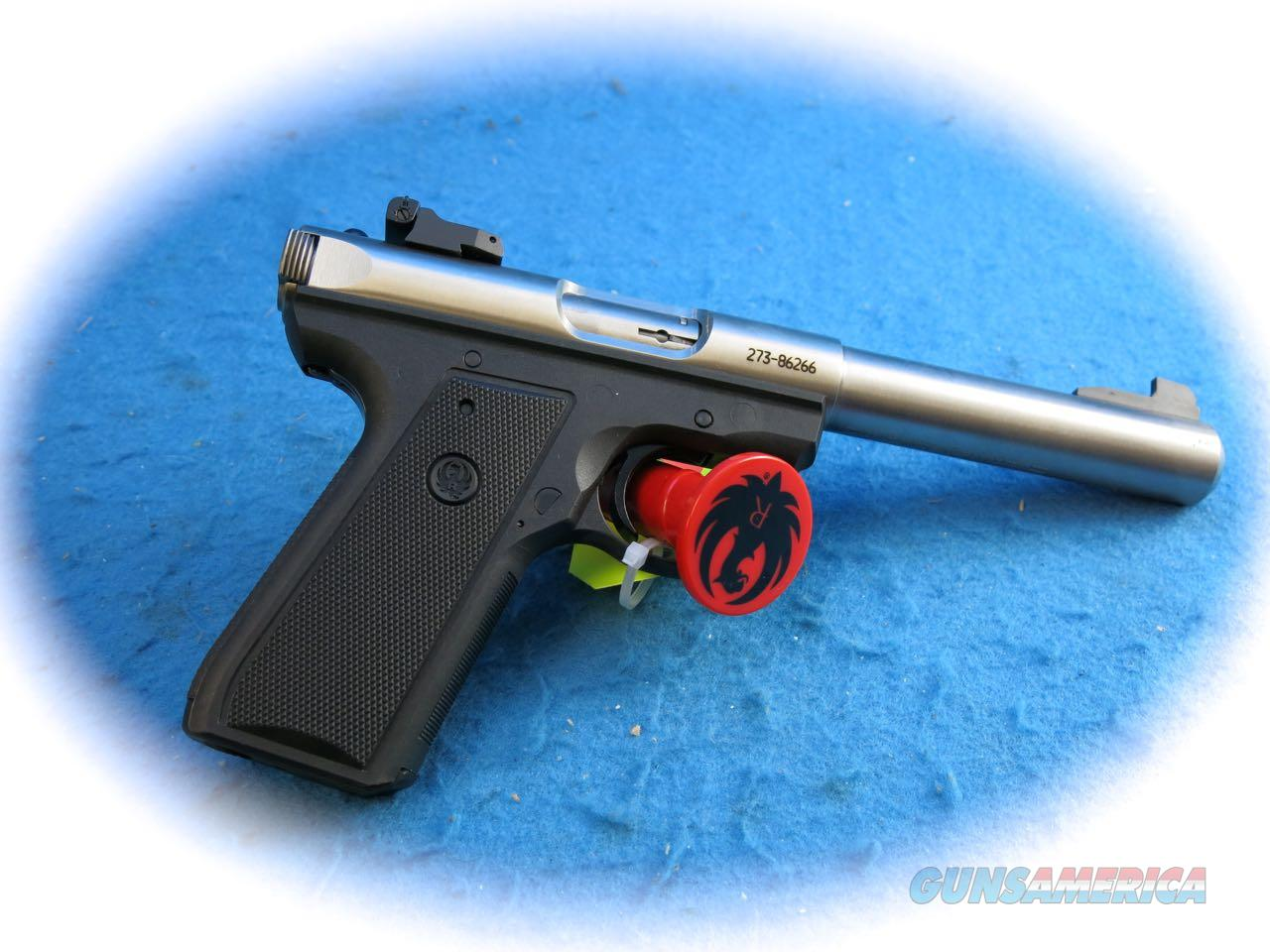 **SALE!!** Ruger Mark III SS 22/45 Target Pistol .22LR **New**  Guns > Pistols > Ruger Semi-Auto Pistols > Mark I/II/III/IV Family
