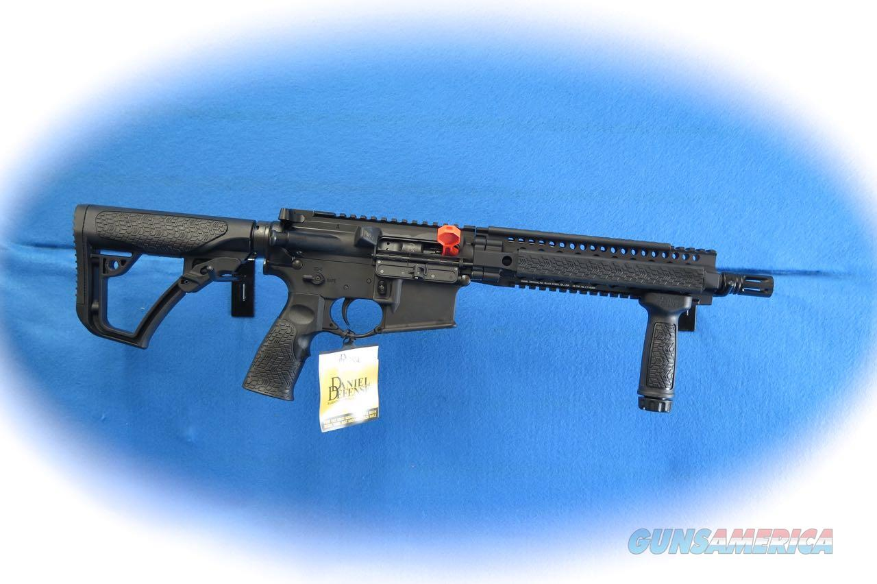"Daniel Defense DDM4300s Semi Auto Short Barrel Rifle .300 BlkOut ""NFA Item"" **New**  Guns > Rifles > Daniel Defense > Complete Rifles"