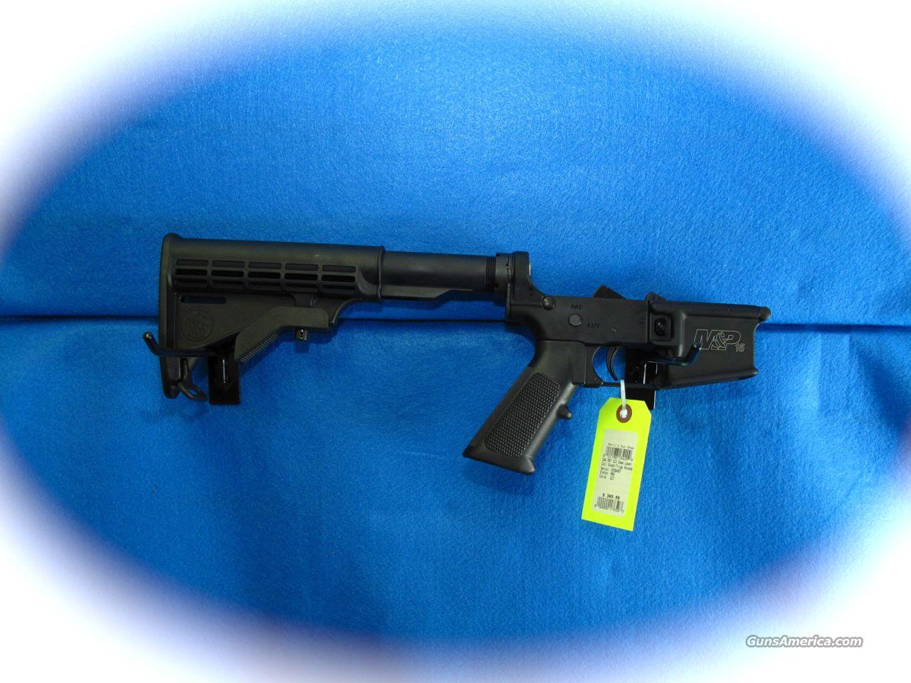 Smith & Wesson M&P Complete AR-15 Lower Receiver  Guns > Rifles > Smith & Wesson Rifles > M&P