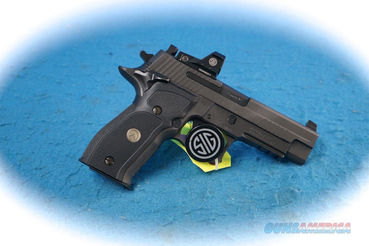 Sig Sauer P226 Legion RX Full Size 9mm Pistol SAO **New**  Guns > Pistols > Sig - Sauer/Sigarms Pistols > P226