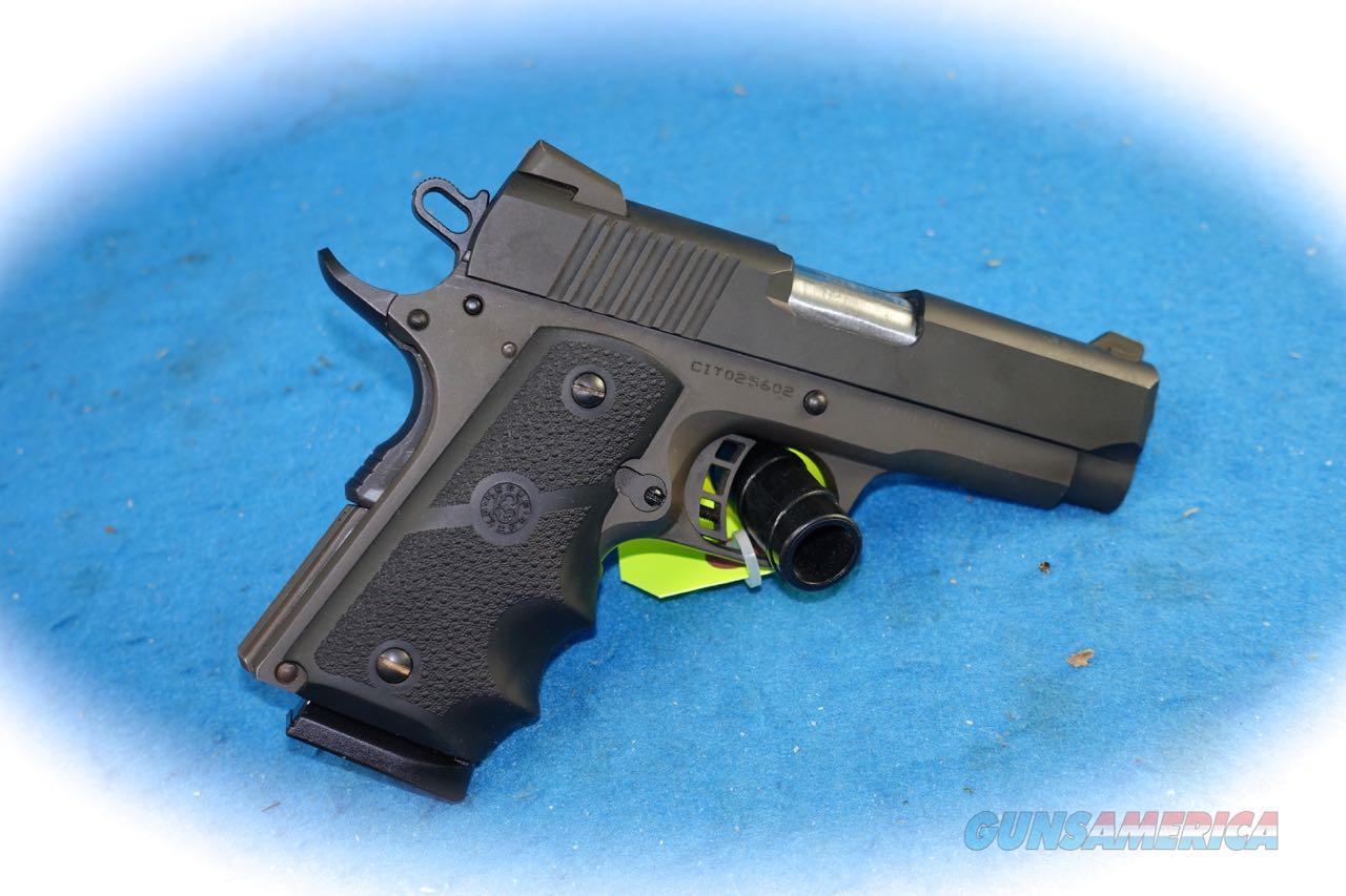 Citadel 1911 Officer Model .45 ACP Pistol **Used**  Guns > Pistols > Citadel Pistols