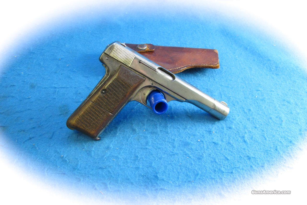 FN Browning 32 ACP Model of 1922 **Used**  Guns > Pistols > FNH - Fabrique Nationale (FN) Pistols > Pre-War