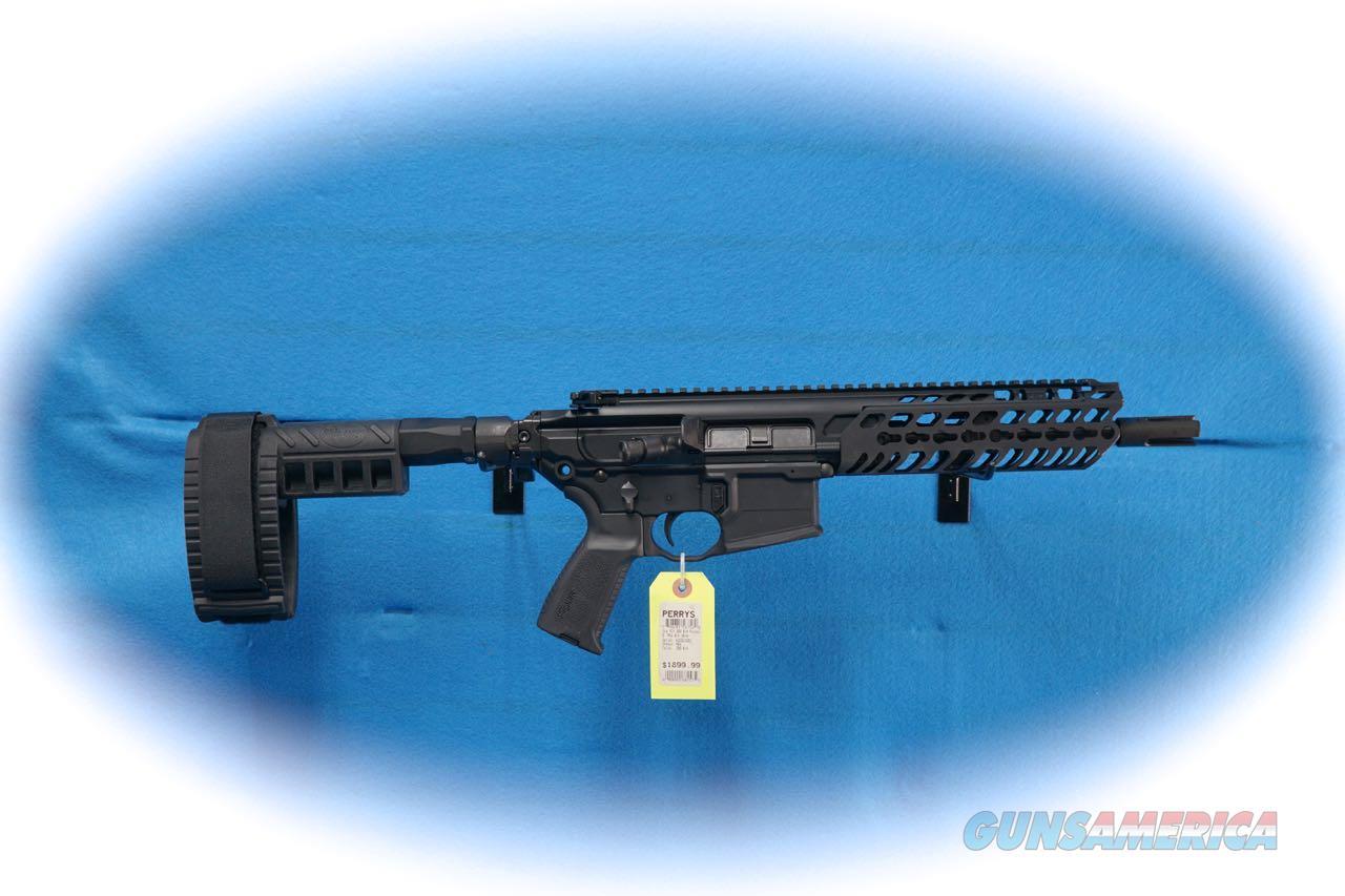 Sig Sauer MCX Pistol .300 Blackout W/ Brace Model PMCX300B9BPSB **New**  Guns > Pistols > Sig - Sauer/Sigarms Pistols > Other