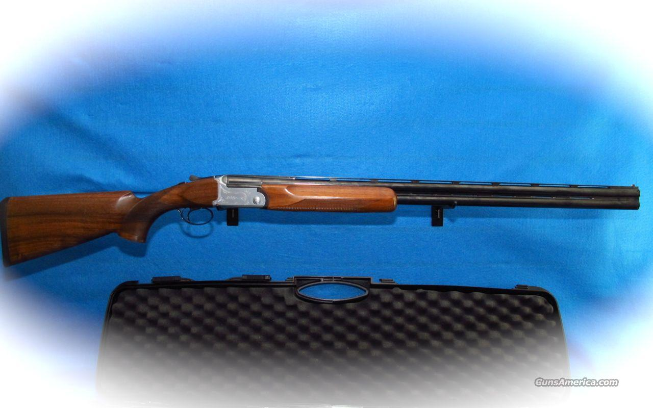 Rizzini Vertex 12 Ga. O/U Shotgun **Used**  Guns > Shotguns > Rizzini Shotguns