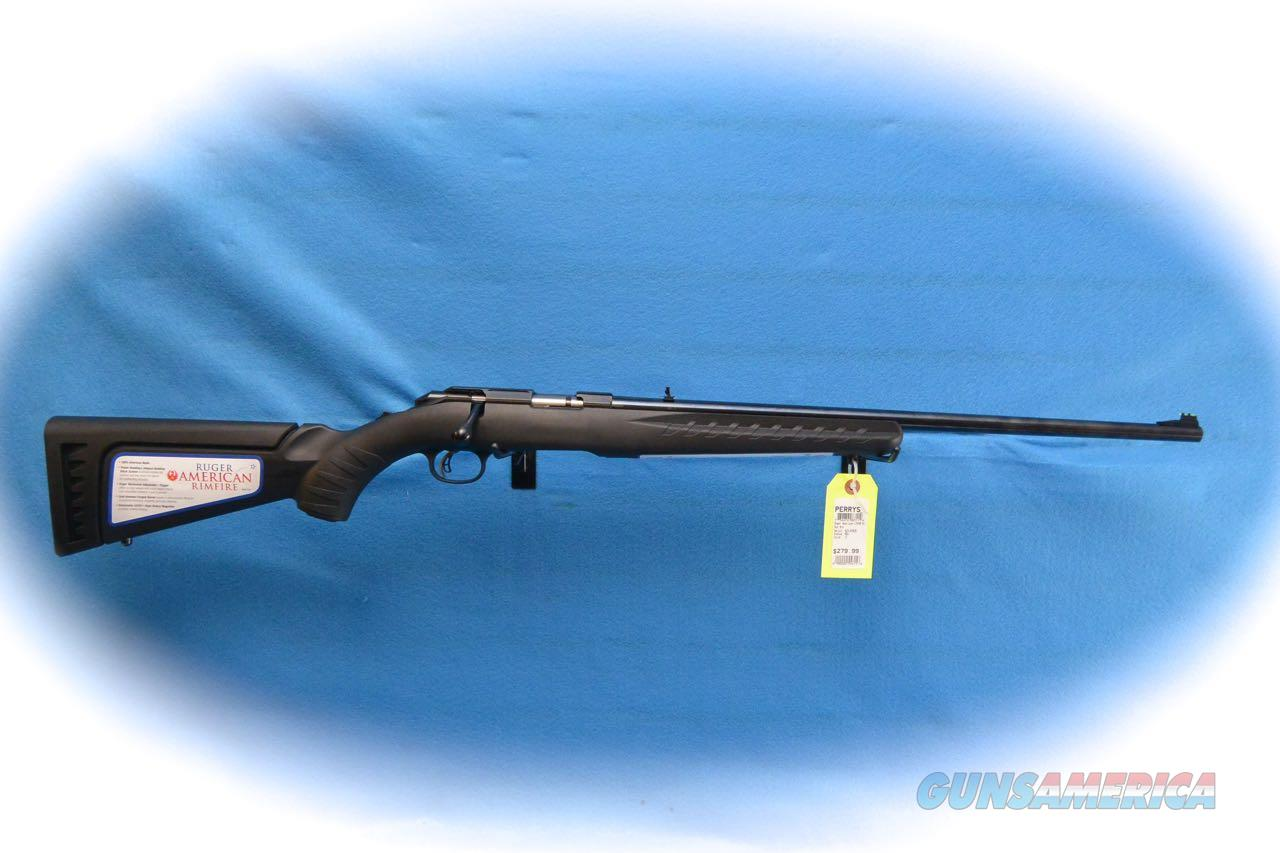 Ruger American Rimfire .17 HMR Cal Rifle **New**  Guns > Rifles > Ruger Rifles > American