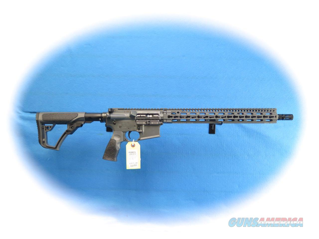 Daniel Defense DDm4 V11 5.56mm Carbine Tornado Grey Finish  **New**  Guns > Rifles > Daniel Defense > Complete Rifles