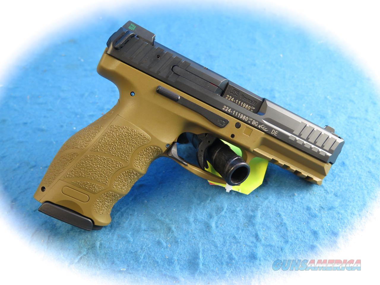 Heckler & Koch VP9 LE FDE 9mm Pistol Model 700009FDELE-A5 **New** On Sale  Guns > Pistols > Heckler & Koch Pistols > Polymer Frame
