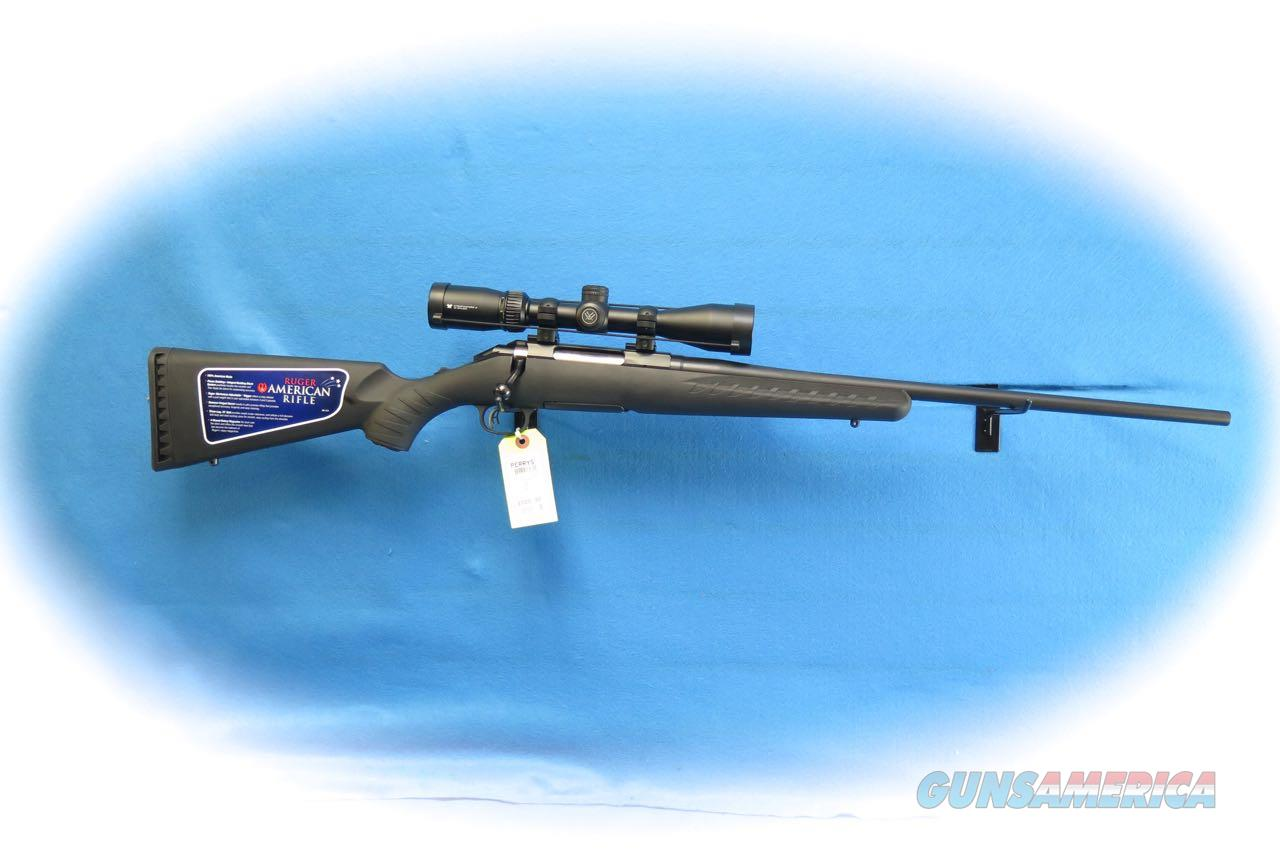 Ruger American Bolt Action Rifle .308 Win Cal W/ Vortex Scope Model 16934 **New**  Guns > Rifles > Ruger Rifles > American Rifle