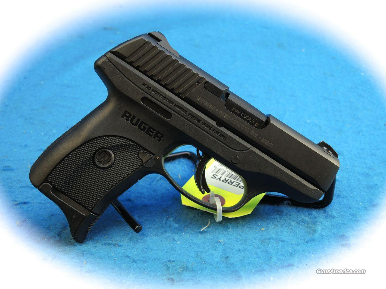 Ruger LC9S 9mm Semi Auto Pistol **New**  Guns > Pistols > Ruger Semi-Auto Pistols > LC9