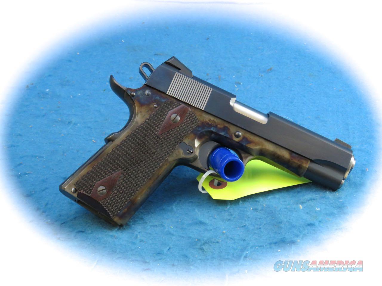 "Turnbull Model 1911 ""Heritage Edition"" Commander .45 ACP Pistol **New**  Guns > Pistols > Turnbull Manufacturing Pistols"