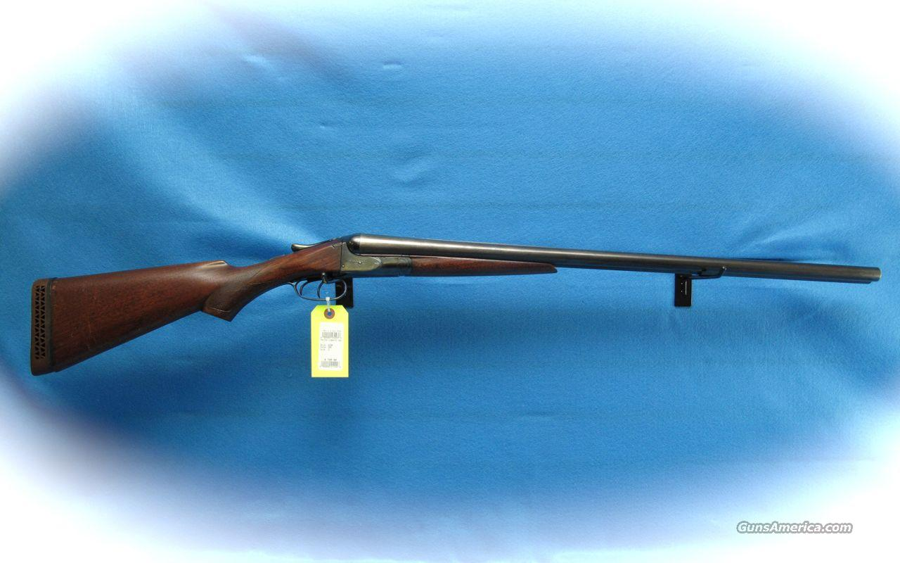 Fox Sterlingworth 12 Ga. Double Barrel Shotgun **USED**  Guns > Shotguns > Fox Shotguns