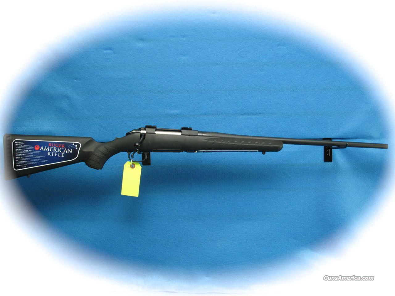 Ruger American Bolt Action Rifle .22-250 Caliber **New**  Guns > Rifles > Ruger Rifles > American