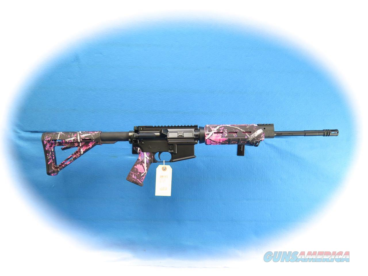 Sig Sauer M400 Enhanced 5.56mm Semi Auto Rifle Muddy Girl Camo **New**  Guns > Rifles > Sig - Sauer/Sigarms Rifles