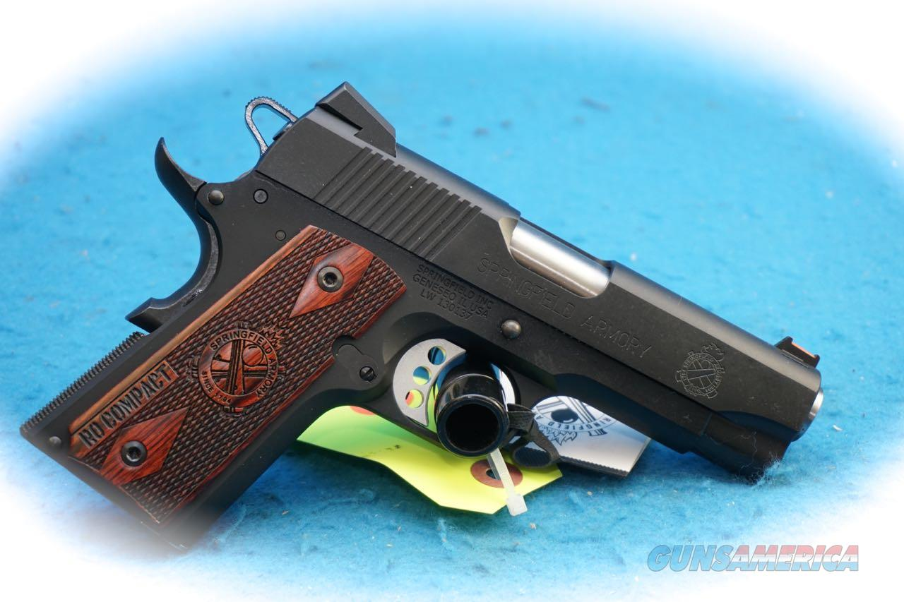 Springfield Armory 1911 Compact Range Officer 9mm Pistol **New**  Guns > Pistols > Springfield Armory Pistols > 1911 Type