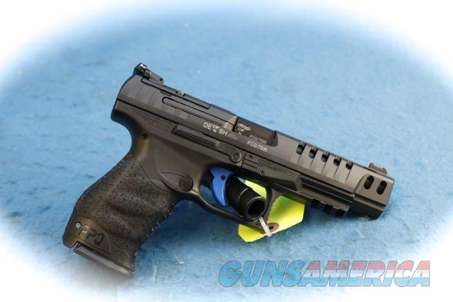 Walther PPQ Q5 Match 9mm Semi AutoPistol **New**  Guns > Pistols > Walther Pistols > Post WWII > P99/PPQ
