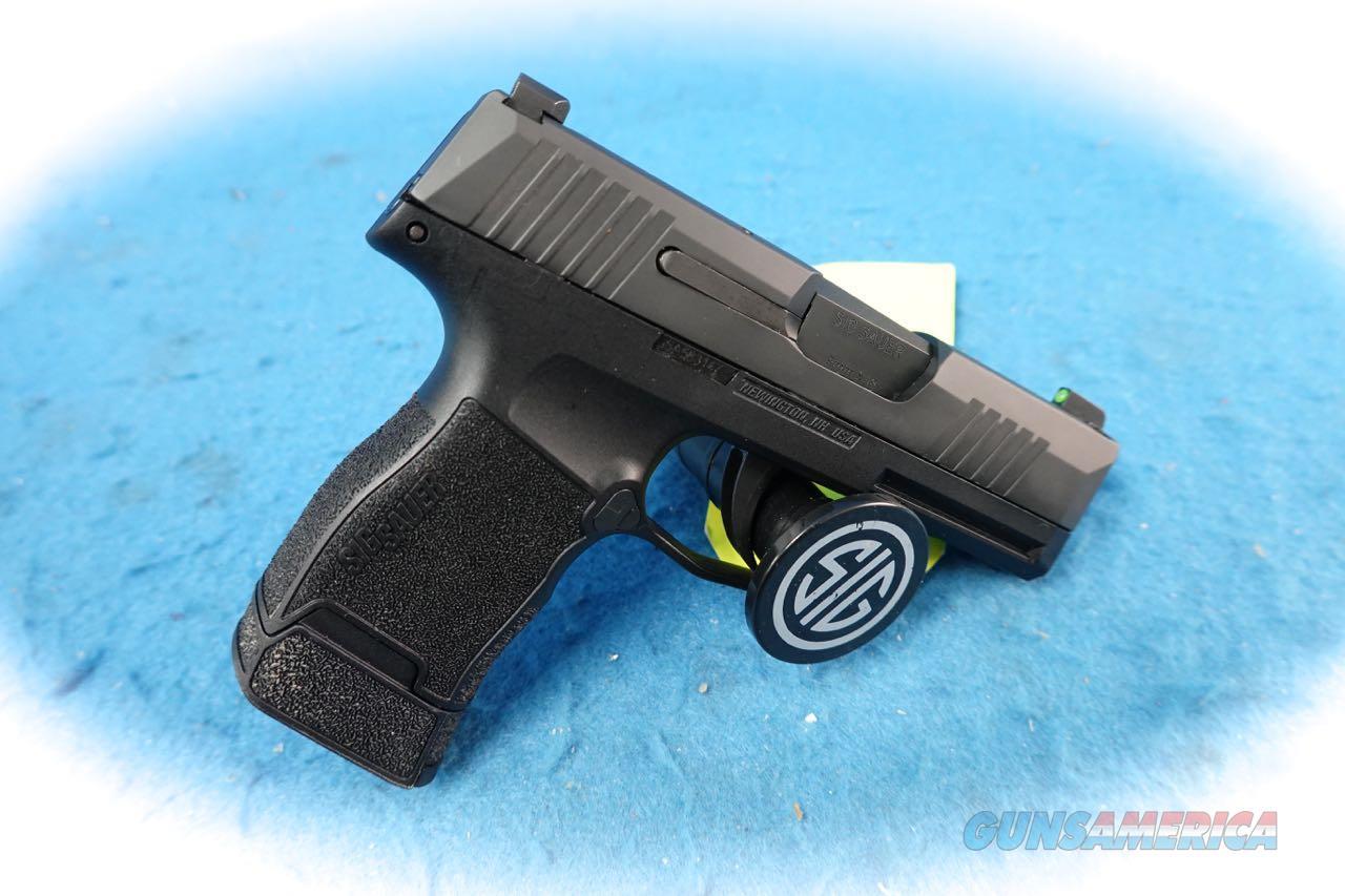 Sig Sauer P365 9mm Semi Auto Pistol Model 365-9-BXR3 **New**  Guns > Pistols > Sig - Sauer/Sigarms Pistols > P365