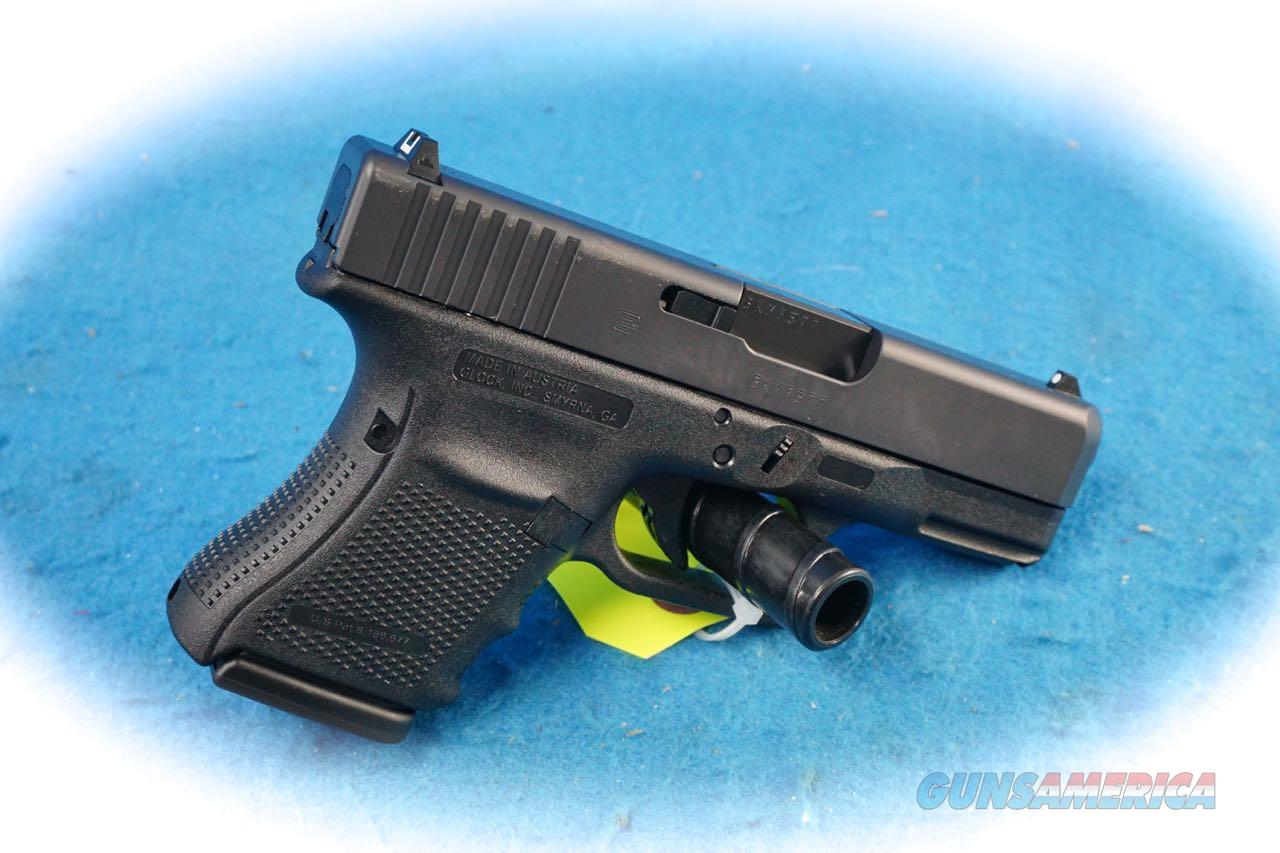 Glock Model 29 Gen 4 10MM Sub-Compact Pistol **New**  Guns > Pistols > Glock Pistols > 29/30/36
