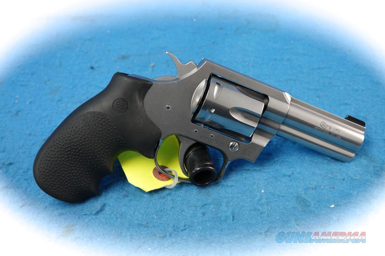 Colt King Cobra .357 Mag SS Revolver Model KCOBRA-SB3BB **New**  Guns > Pistols > Colt Double Action Revolvers- Modern
