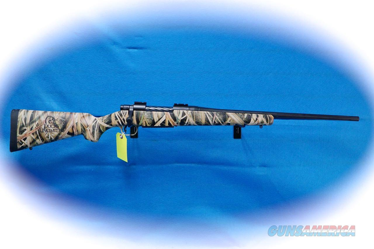 """Mossberg Patriot Bolt Action Rifle .300 WinMag """"Ducks Unlimited"""" Edition **As New**  Guns > Rifles > Mossberg Rifles > Other Bolt Action"""
