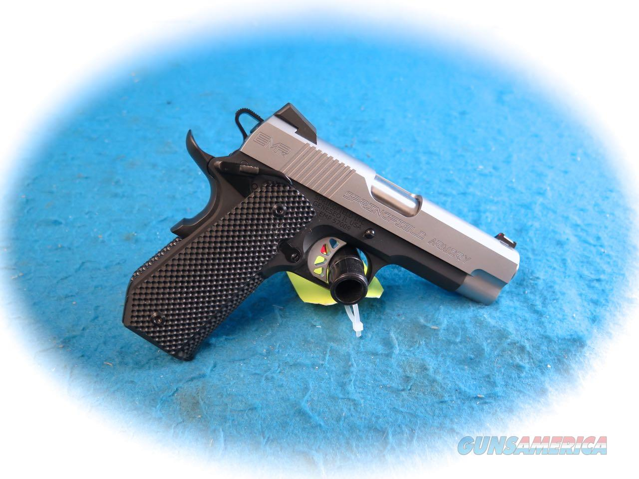 "Springfield Armory 1911 EMP 4"" CONCEALED CARRY CONTOUR 9MM Pistol   Guns > Pistols > Springfield Armory Pistols > 1911 Type"