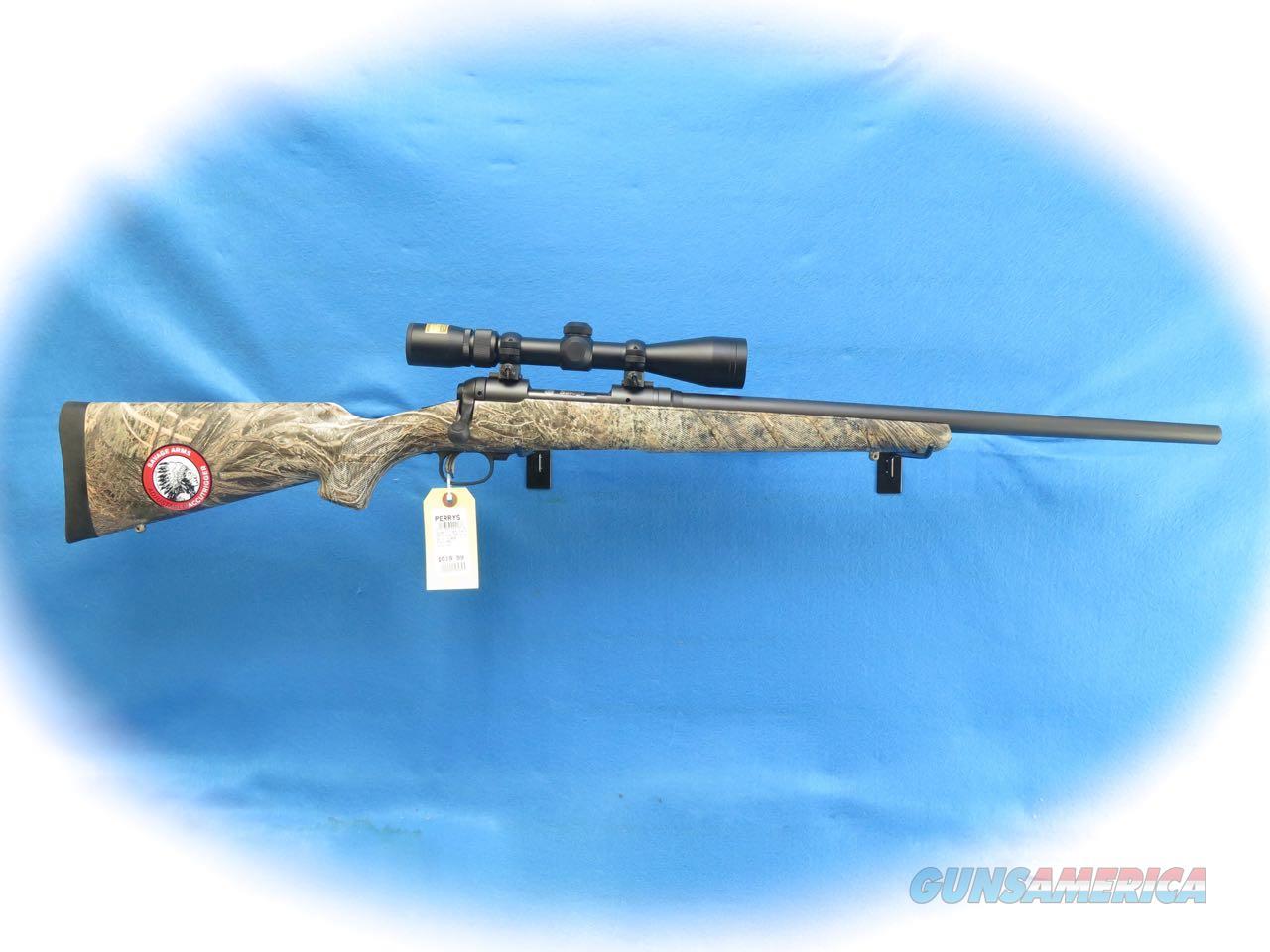 Savage Model 11 Trophy Predator MOB Camo Bolt Action Rifle/Scope Pkg .223 Rem Cal **New**  Guns > Rifles > Savage Rifles > 11/111