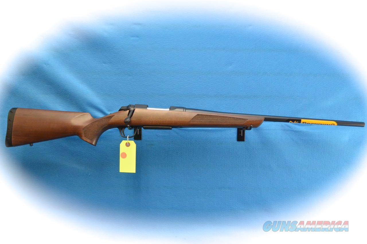 Browning A-Bolt III Hunter Bolt Action Rifle .243 Win Cal **New**  Guns > Rifles > Browning Rifles > Bolt Action > Hunting > Blue
