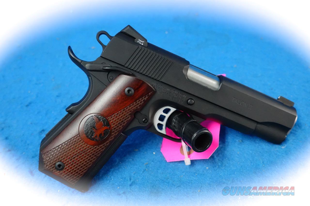 Nighthawk Custom 1911 Talon II  BobTail 9mm Pistol **Used**  Guns > Pistols > Nighthawk Pistols