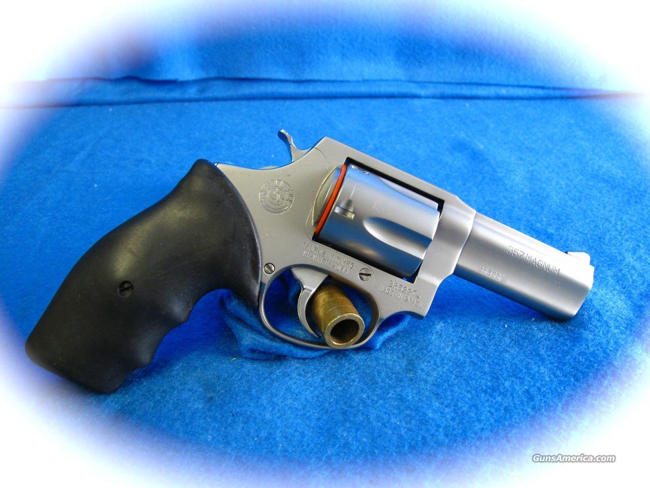Taurus Model 605 3 Inch Barrel  357Mag SS Revolver