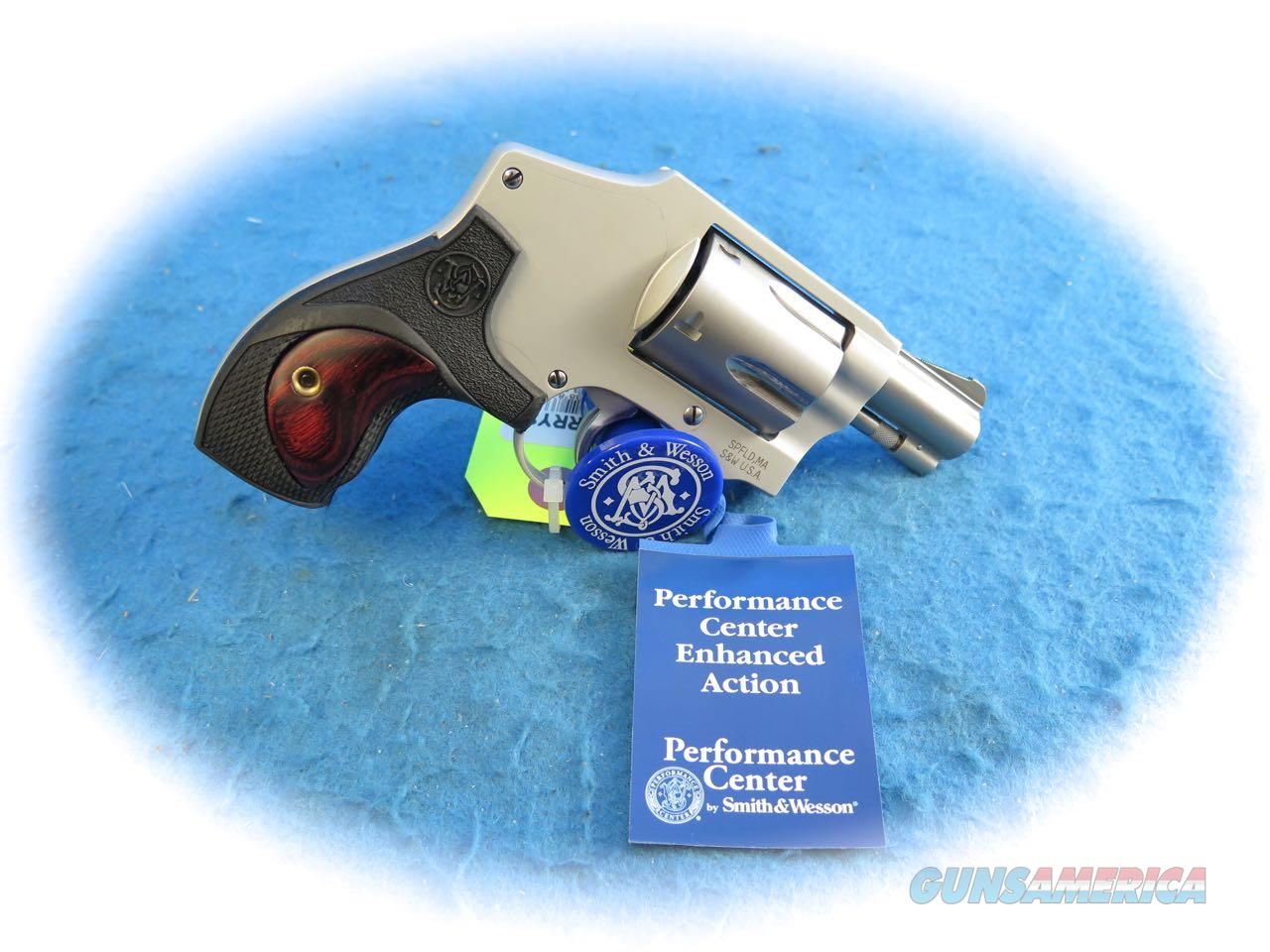 Smith & Wesson Model 642 Performance Center .38 Spl. Revolver SKU 10186 **New**  Guns > Pistols > Smith & Wesson Revolvers > Performance Center